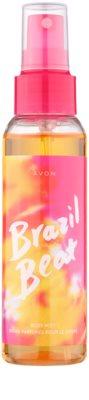 Avon Brazil Beat tělový sprej pro ženy