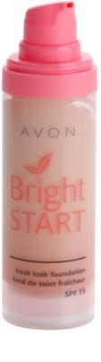 Avon Bright Start make-up pentru luminozitate SPF 15 1