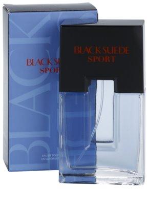 Avon Black Suede Sport toaletní voda pro muže 1