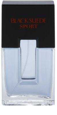 Avon Black Suede Sport eau de toilette férfiaknak 2