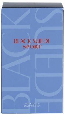 Avon Black Suede Sport eau de toilette férfiaknak 4