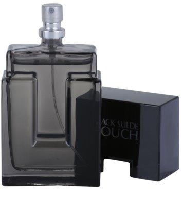 Avon Black Suede Touch eau de toilette para hombre 3