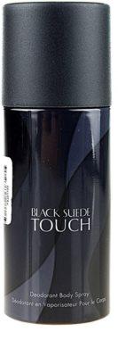 Avon Black Suede Touch dezodorant w sprayu dla mężczyzn