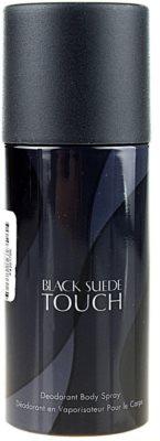 Avon Black Suede Touch дезодорант-спрей для чоловіків