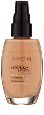 Avon Calming Effects Illuminating beruhigendes Make up zur Verjüngung der Gesichtshaut