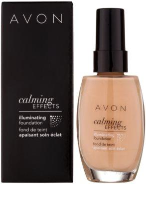 Avon Calming Effects Illuminating zklidňující makeup pro rozjasnění pleti 2