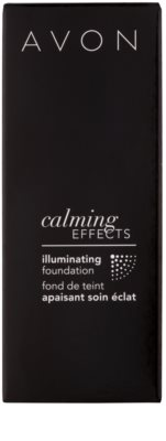 Avon Calming Effects Illuminating zklidňující makeup pro rozjasnění pleti 3