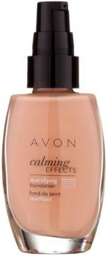 Avon Calming Effects Mattifying maquillaje calmante de acabado mate 1