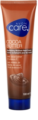 Avon Care revitalizační hydratační krém na ruce s kakaovým máslem a vitamínem E