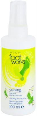 Avon Foot Works Cooling kühlendes Spray für Füssen