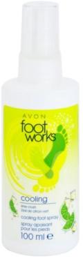 Avon Foot Works Cooling spray refrigerante para pernas