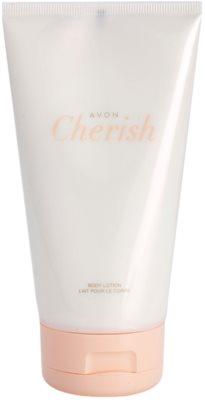 Avon Cherish tělové mléko pro ženy