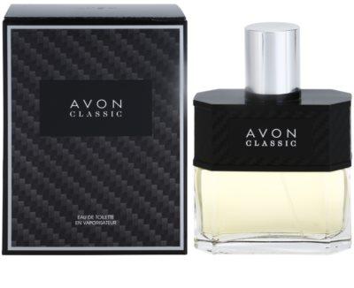 Avon Classic Eau de Toilette para homens