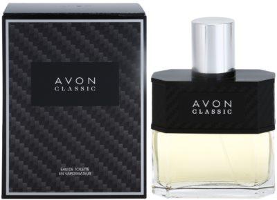 Avon Classic туалетна вода для чоловіків