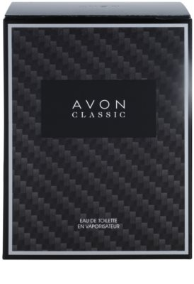 Avon Classic Eau de Toilette para homens 4