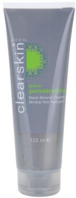 Avon Clearskin  Pore Penetrating gel limpiador con minerales negros