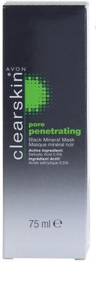 Avon Clearskin  Pore Penetrating Gesichtsmaske mit Mineralien 2