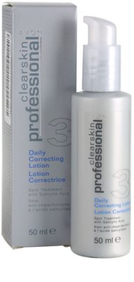 Avon Clearskin  Professional bőr emulzió pattanások ellen 1