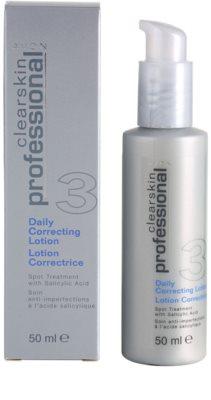 Avon Clearskin  Professional bőr emulzió pattanások ellen 2