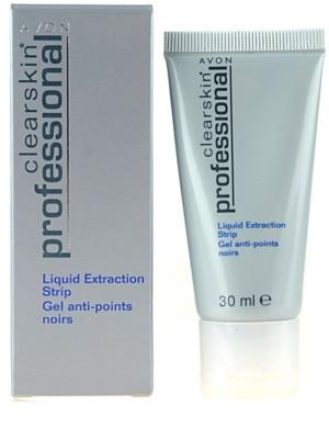 Avon Clearskin  Professional luščilna maska za obraz proti črnim pikicam 1