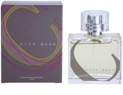 Avon City Rush for Her woda perfumowana dla kobiet