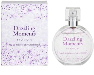 Avon Dazzling Moments Eau de Toilette para mulheres