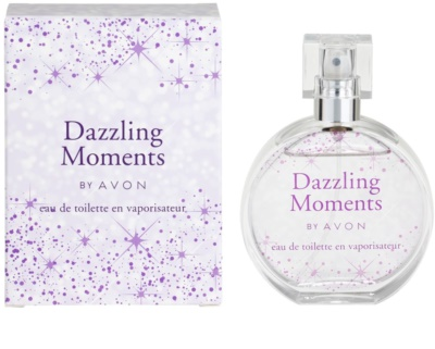 Avon Dazzling Moments toaletná voda pre ženy