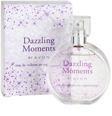 Avon Dazzling Moments toaletní voda pro ženy 1