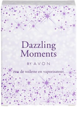 Avon Dazzling Moments Eau de Toilette für Damen 4