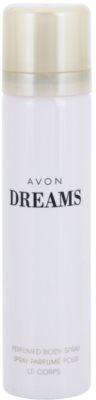 Avon Dreams pršilo za telo za ženske  pršilo za telo