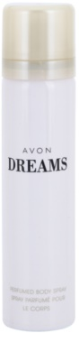 Avon Dreams спрей для тіла для жінок  спрей для тіла