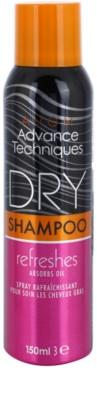 Avon Dry Shampoo champú seco para absorber el exceso de grasa y refrescar el cabello
