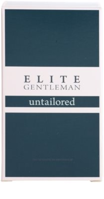 Avon Elite Gentleman Untailored Eau de Toilette para homens 4