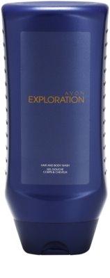 Avon Exploration гель для душу для чоловіків