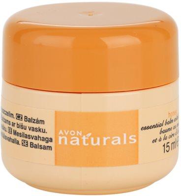 Avon Naturals Essential Balm balsam z miodem