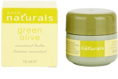 Avon Naturals Essential Balm balsam cu extras din masline 2