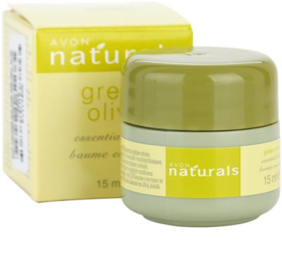 Avon Naturals Essential Balm balzam z izvlečki oljke 3