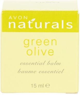 Avon Naturals Essential Balm balsam cu extras din masline 4