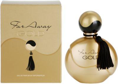 Avon Far Away Gold eau de parfum para mujer
