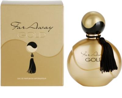 Avon Far Away Gold woda perfumowana dla kobiet