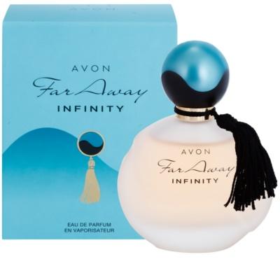 Avon Far Away Infinity eau de parfum para mujer 1