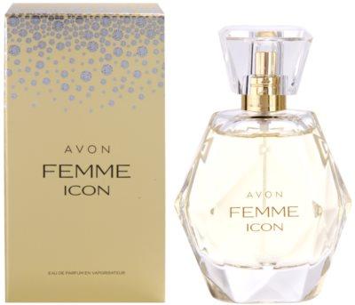 Avon Femme Icon Eau de Parfum para mulheres