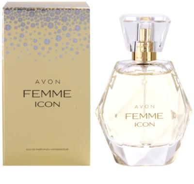 Avon Femme Icon парфюмна вода за жени