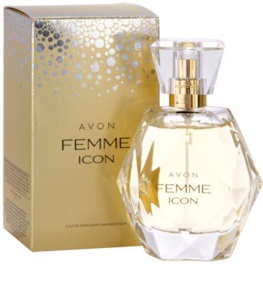 Avon Femme Icon woda perfumowana dla kobiet 1