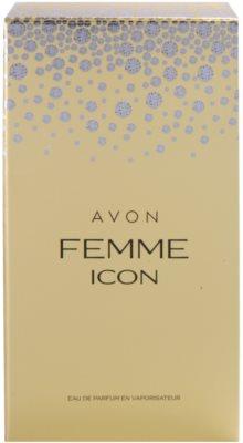 Avon Femme Icon Eau de Parfum für Damen 4