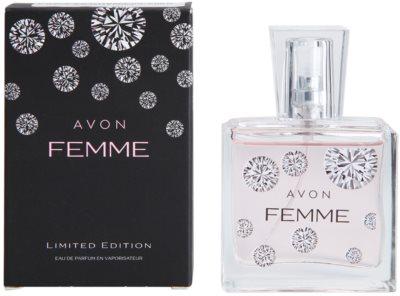 Avon Femme Limited Edition Eau de Parfum für Damen