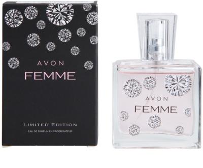 Avon Femme Limited Edition Eau de Parfum para mulheres