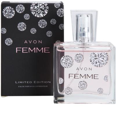 Avon Femme Limited Edition eau de parfum para mujer 1