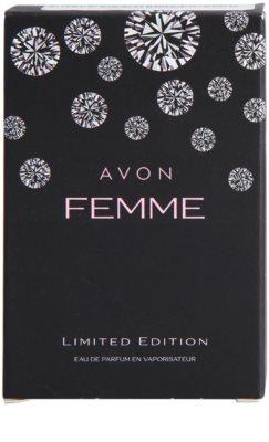 Avon Femme Limited Edition eau de parfum para mujer 4