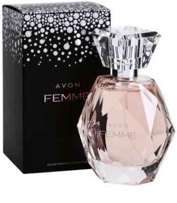 Avon Femme eau de parfum para mujer 1